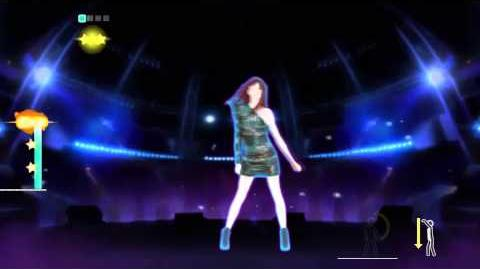 Just Dance - Best Mistake - Ariana Grande ft. Big Sean - BEST OF JD4 - Just Dance Fanmade Mashup