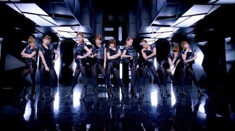 Girls' Generation 少女時代 'Run Devil Run' MV (JPN Ver.)