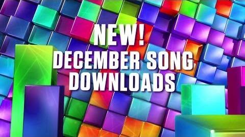 December Song Downloads! Just Dance 2014 DLC