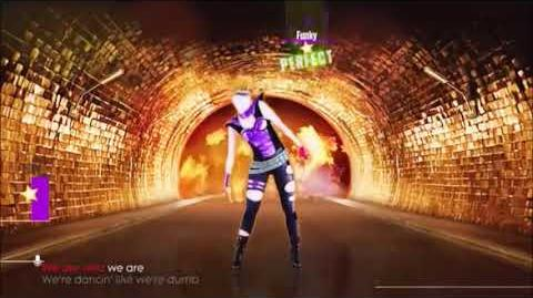 Just Dance Lord Of Siths- Farmer Song by Chris Moyles - Official Track Gameplay -BE-