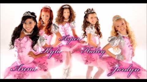 5 Little Princesses - Sugar and Spice (Audio)