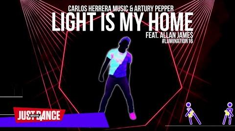 Carlos Herrera Music & Artury Pepper - Light Is My Home (feat. Allan James) - Christian Just Dance