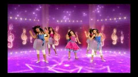 "Lidushik ""Yerg em horinel"" (stiki)-Official Music Video 2010"