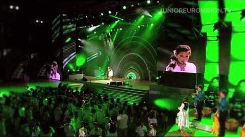 Sofi Tarasova - We Are One (Ukraine) Junior Eurovision Song Contest 2013
