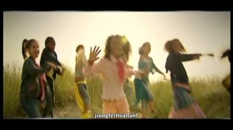 Junior Songfestival 2006 - Vrij (Clip)