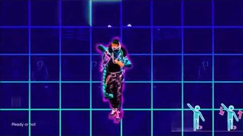 Just Dance Lord Of Siths- Bruxelles Arrive by Roméo Elvis - Official Track Gameplay -BE-