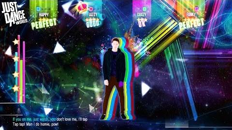 Just Dance My Characters (Special Part) Fan Made Made By Me Just Dance World