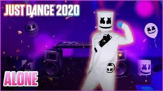 Alone LIVE Just Dance 2020 - Marshmello (Fanmade)