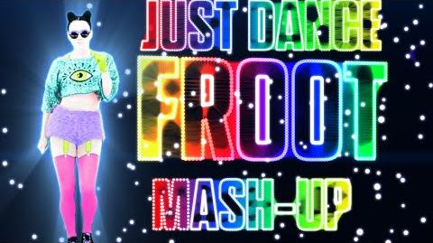 Just Dance - Marina And The Diamonds (Froot) (FANMADE MASHUP)-1