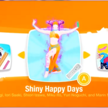 shiny happy days