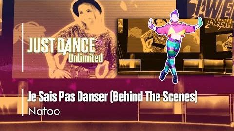Je Sais Pas Danser - Natoo (Behind The Scenes) Just Dance 2017