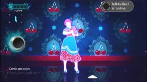 Just Dance 3 Dee Dee Sharp Mashed Potato Time Xbox DLC
