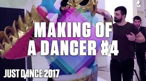 Just Dance 2017 Making of a Dancer 4 – Video Shoots US