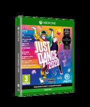Just Dance 20 XONE portada