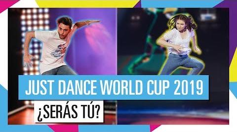 ¿SERÁS TÚ? JUST DANCE WORLD CUP 2019