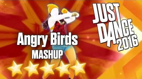 Just Dance 2016 - Balkan Blast Remix Angry Birds (MASHUP) - 5 stars