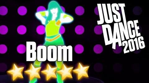 Just Dance 2016 - Boom