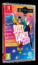 Just Dance 20 Switch portada