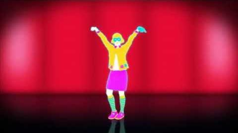 Just Dance 2 - That's Not My Name by The Thing Things