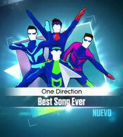 Best Song Ever Menu 2
