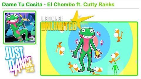 Dame Tu Cosita - El Chombo ft