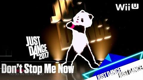 Just Dance 2017 - Don't Stop Me Now Alternativa