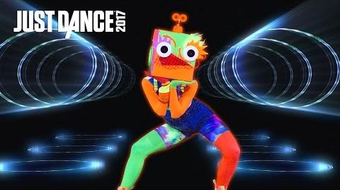 Dyro & Dannic - Radical Just Dance 2017 Official Gameplay preview