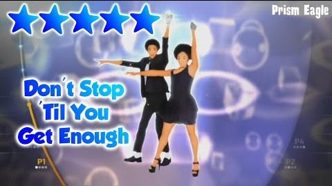 Michael Jackson The Experience - Don't Stop 'Til You Get Enough - 5 Stars