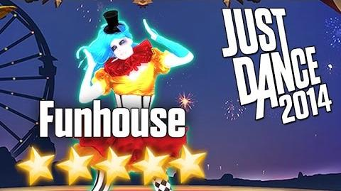 Just Dance 2014 - Funhouse - 5 stars