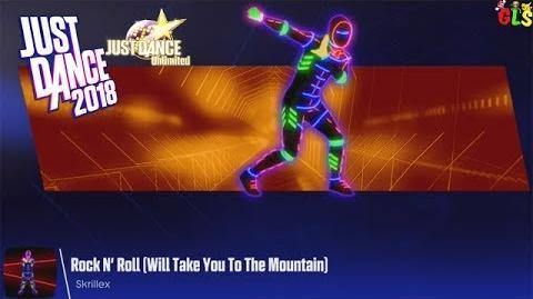 Just Dance 2018 - Rock N' Roll