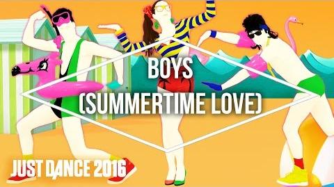 Just Dance 2016 - Boys (Summertime Love) by The Lemon Cubes - Official US