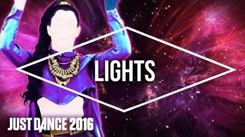 Just Dance 2016 - Lights by Ellie Goulding - Official US