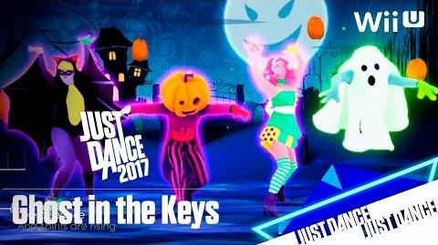 Just Dance 2017 - Ghost in the Keys-0