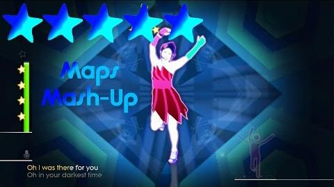 Just Dance 2015 - Maps (Mash-Up) - 5 Stars