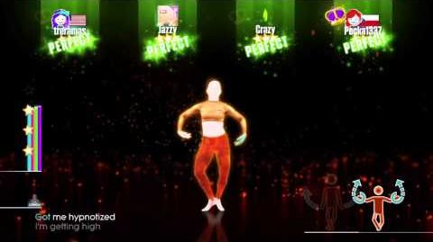Just Dance 2015 - Addicted To You- 5 Stars*