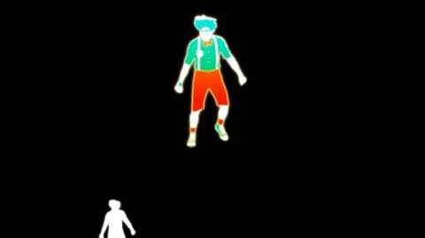 Just Dance 4 Extract Rock N Roll (Will Take You to the Mountain) (Mash-Up)