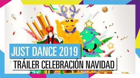 CONTENIDO PARA CELEBRAR LA NAVIDAD JUST DANCE 2019 OFICIAL HD