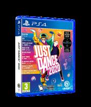Just Dance 20 PS4 portada