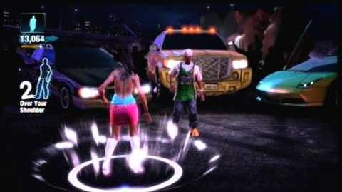 The Hip Hop Dance Experience Run it Go hard 40000 points
