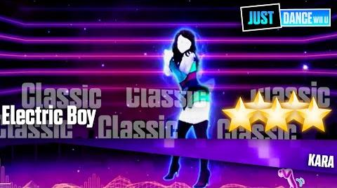 Electric Boy - KARA Just Dance Wii U