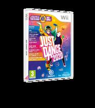 Just Dance 20 Wii portada