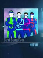 Best Song Ever Menu 1
