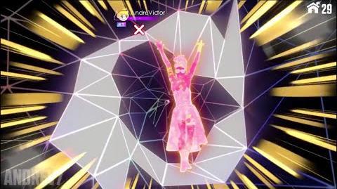 Play 我呸(Jolin Tsai) Gameplay (1080p) - Just Dance Vitality School