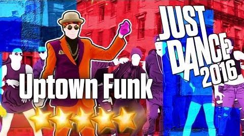 Just Dance 2016 - Uptown Funk - 5 stars