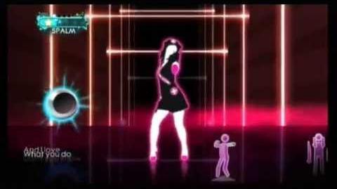 Just Dance 3 Toxic 5 Stars
