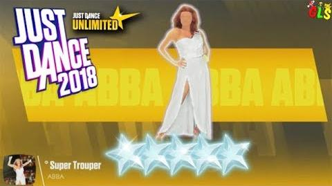 Just Dance 2018 Super Trouper - 5 Superstars