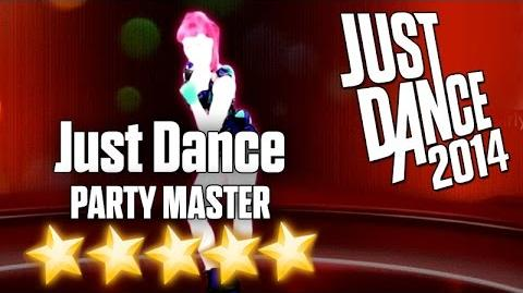 Just Dance 2014 - Just Dance (Party Master) - 5 stars