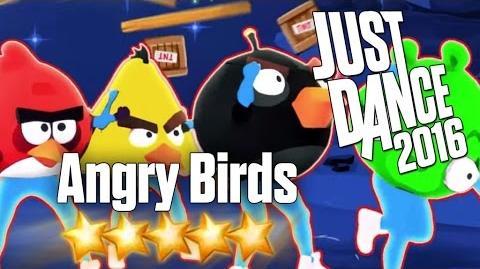 Just Dance 2016 - Balkan Blast Remix (Angry Birds) - 5 stars
