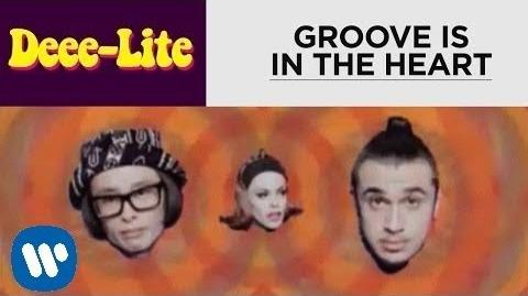 "Deee-Lite - ""Groove Is In The Heart"" (Official Music Video)"