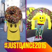 Happy JustDance2015